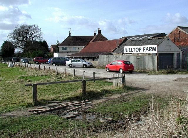 Hilltop Farm, Wawne