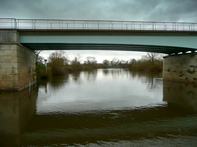 The Haw Bridge 2