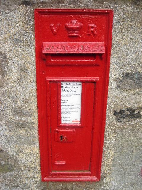 Victorian C Size Wall Box TD3