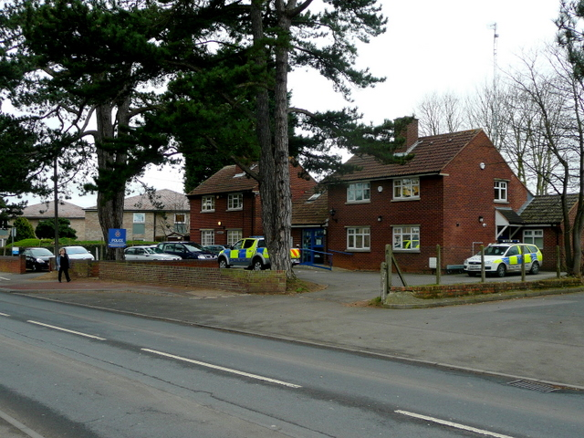 Churchdown and Innsworth Police Station
