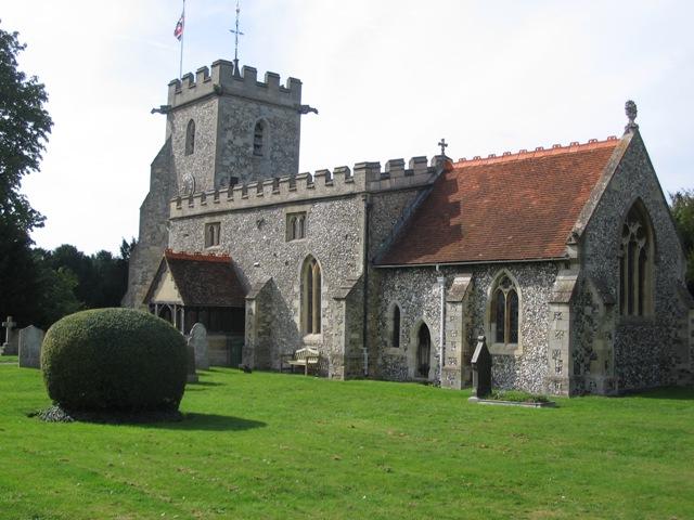All Saints Church, Buckland