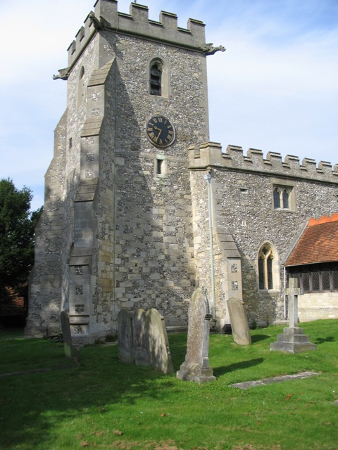 Buckland Church Tower