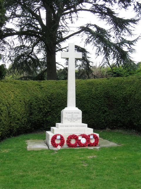 Buckland War Memorial