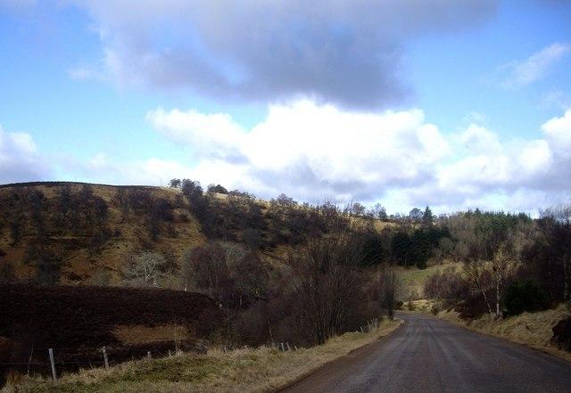 Meikle Balloch Hill