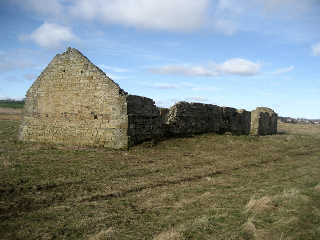 Ruined Guano Shed, Buston Links