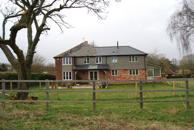 The other house at Priors Dean