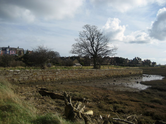 Lovers Walk, Alnmouth