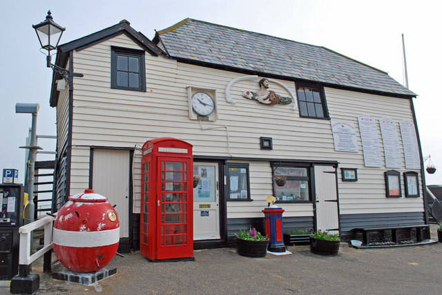 Harbourmasters office, Broadstairs Pier