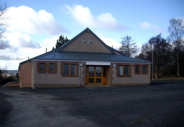 Tullynessle & Forbes Public Hall