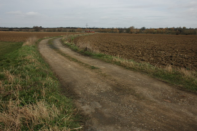 Farm track, Childswickham