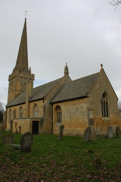 Childswickham Church