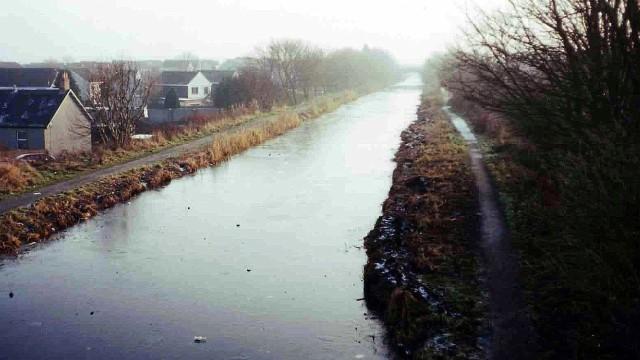 Union Canal, Broxburn