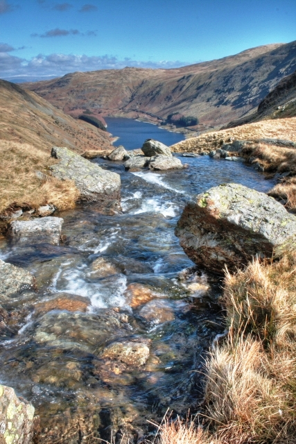 Small Water Beck
