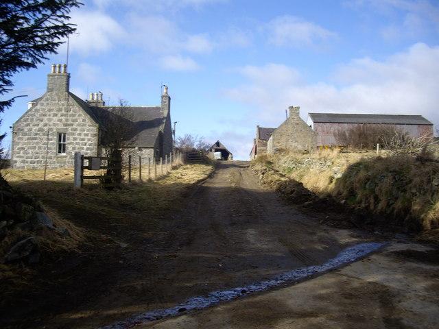 Bridgeton farm