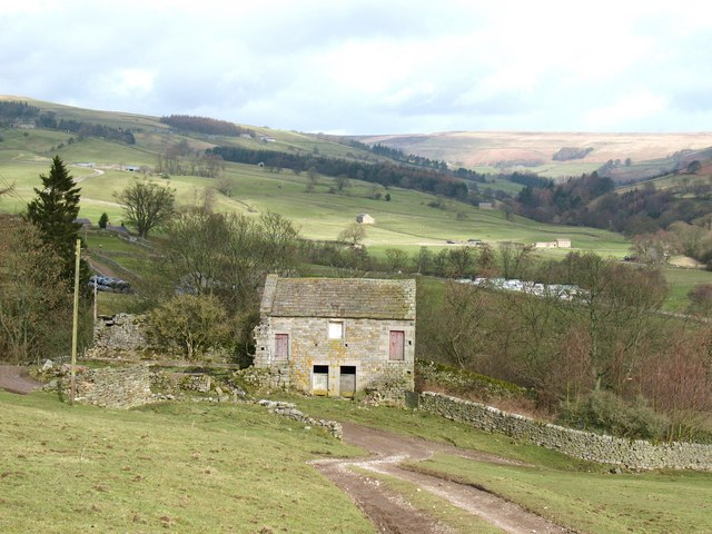 Barn at Low Blayshaw