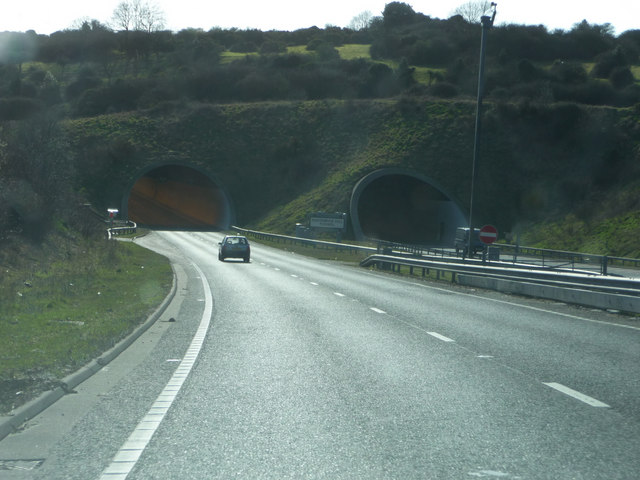 A27 Southwick Hill Tunnel