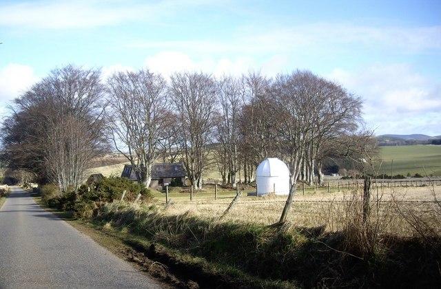 Roadside of Kintocher