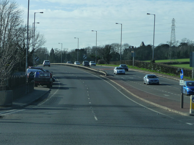 A 27 , Sompting