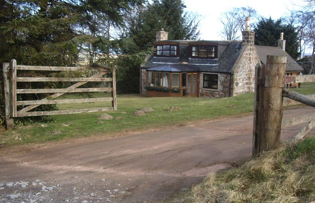 Access to Woodside Cottage