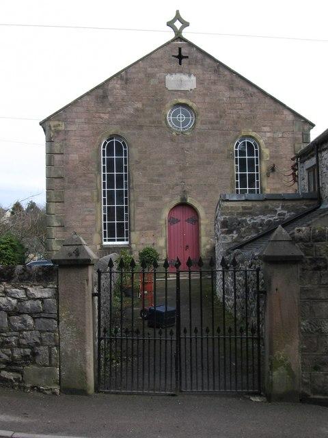 Middleton-by-Wirksworth - Wesleyan Chapel