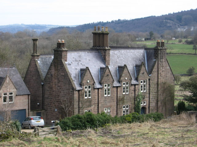 Middleton-by-Wirksworth - The Old Vicarage
