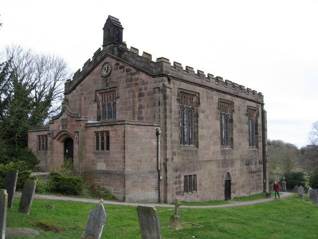 Middleton-by-Wirksworth - Holy Trinity Church