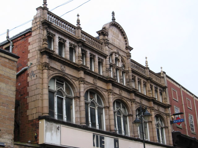 Mansfield - Leeming Street