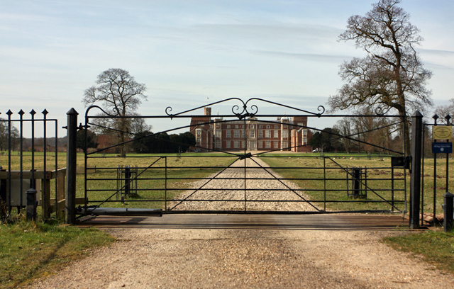 Burton Constable Main Entrance