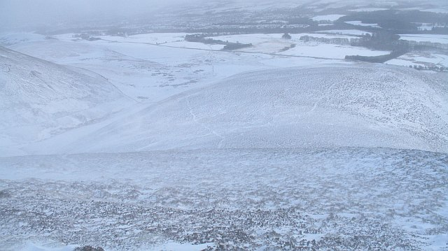 Grain Hill Ridge, Scald Law