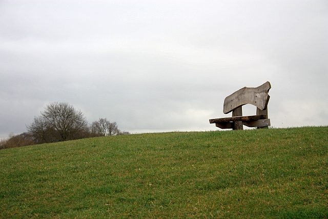 Seat, Worcestershire Countryside Centre