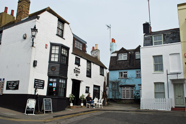 The Old Curiosity Shop, Harbour Street, Broadstairs