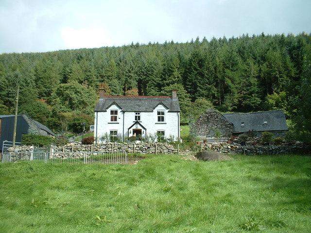 Blaen y Pennant house