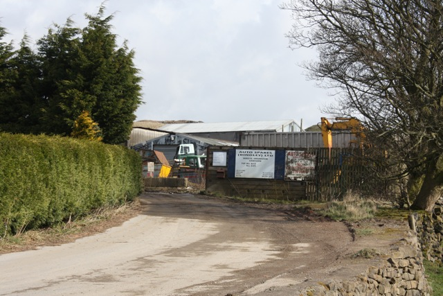 Waste Transfer Station, Micklethwaite