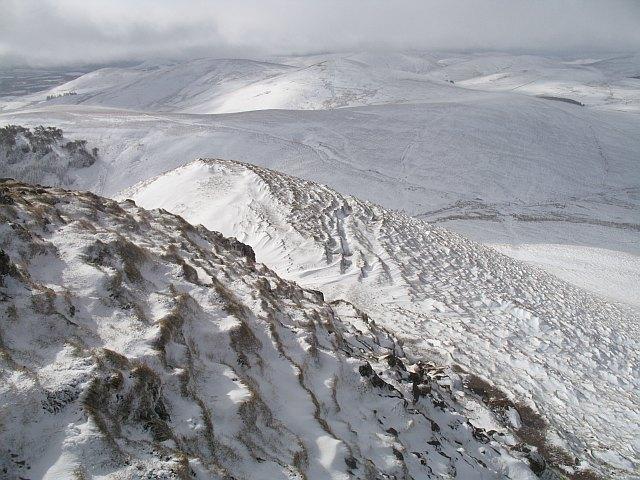 Slopes of West Kip