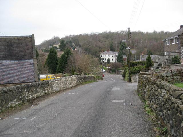 Ridgeway - Crich Lane