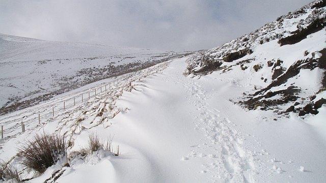 Eastside - Bavelaw path