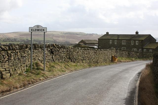 The Eldwick Boundary, Heights Lane