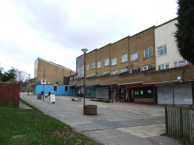 Lordswood Shopping Centre