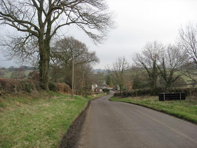 Nether Heage - Slack Lane