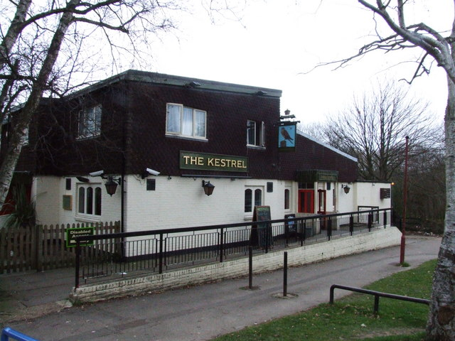 The Kestrel, Lordswood