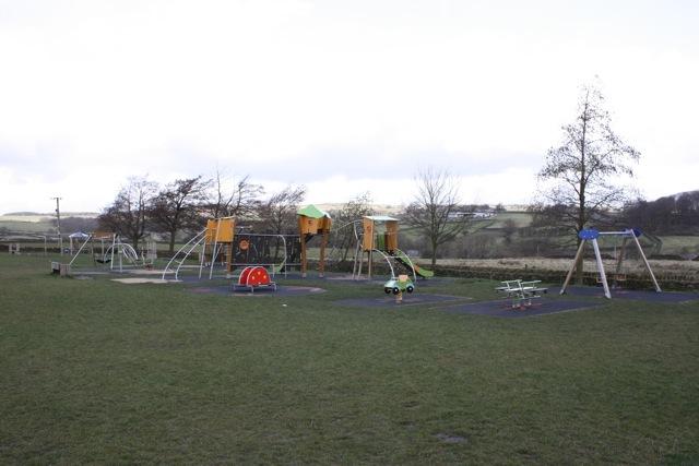 Otley Road Playground, Eldwick