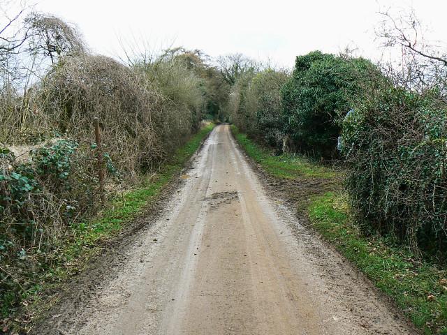 The Welsh Way near Baunton
