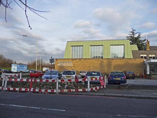 Trinity-at-Bowes Methodist Church, Palmerston Road