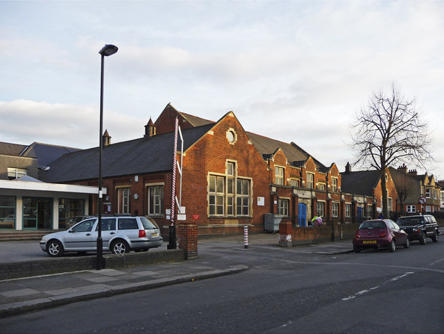 Church Hall, Trinity-at-Bowes, Palmerston Road