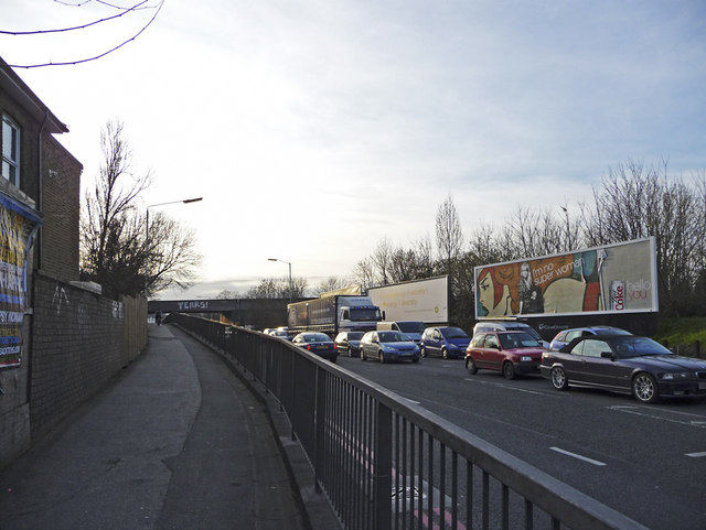 Bowes Road, (A406 North Circular Road)