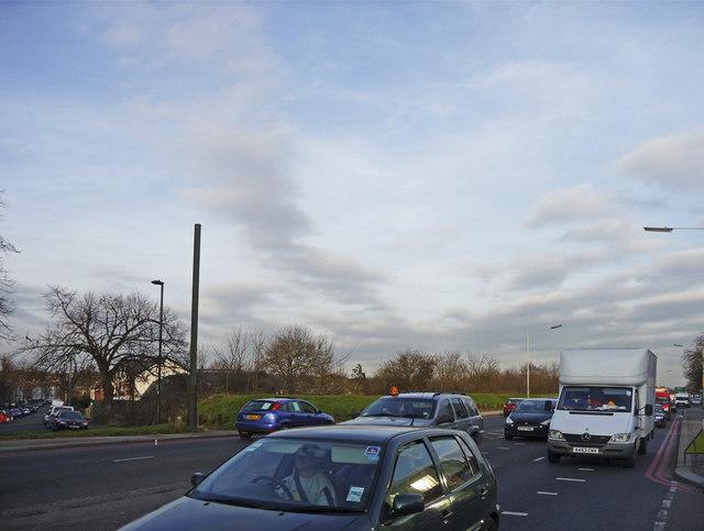 Bowes Road, (A406 North Circular Road)