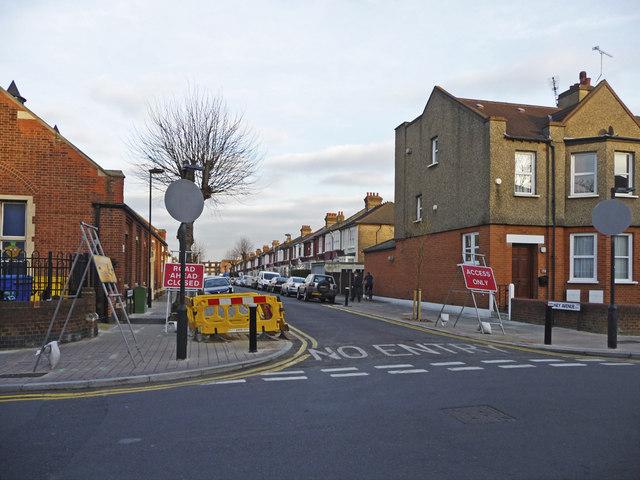 Sidney Avenue,  London N13