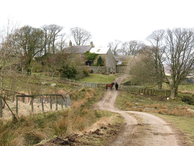 Moor House farm