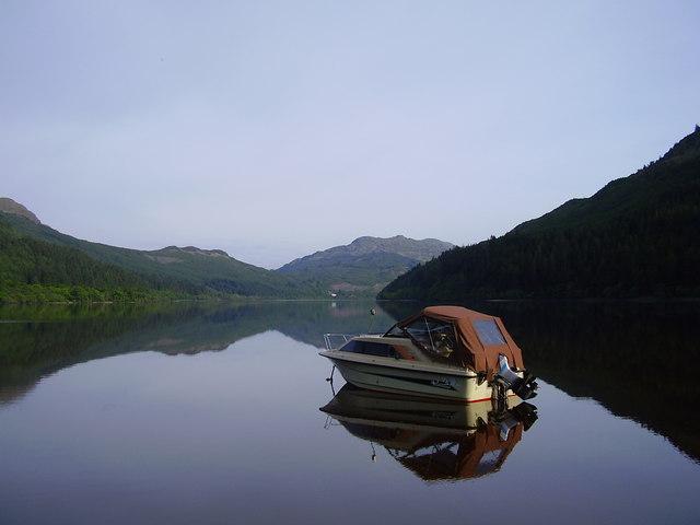 Loch Eck from Cambusdhu