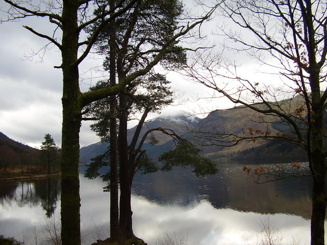 Loch Eck from Jubilee Point or  Rubha Croise
